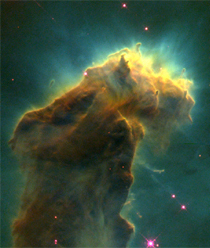 Image of star birth