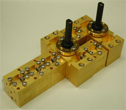 rototype amplifier chain built at JPL for evaluation of the technologies involved.